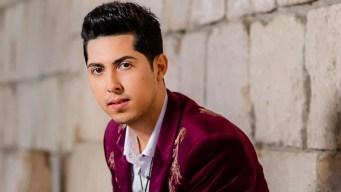 Santiago Alberto, ahijado de Juan Gabriel, debuta como cantante