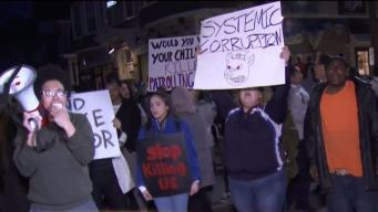 Segundo día de protestas por tiroteo en New Haven