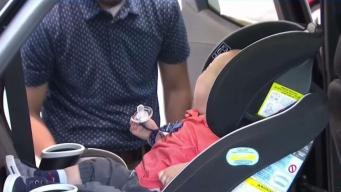 Senador busca evitar tragedia con niños en autos calientes