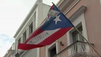 Séptimo día de protestas en Puerto Rico