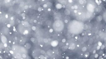 Posible tormenta invernal en el área de DC