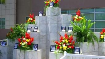 Recuerdan a víctimas de masacre de McDonald's