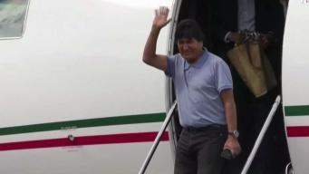 Sorpresivo viaje de Evo Morales a Cuba