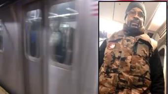 Joven sufre brutal ataque en el tren subterráneo de NY