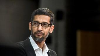 Presidente de Google comparece en el Congreso