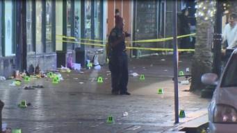 Balacera en popular barrio de Nueva Orleans: 11 heridos