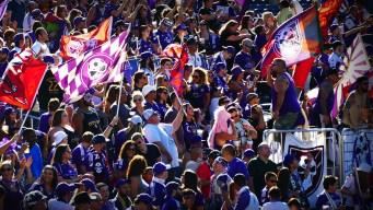 Orlando entre las mejores ciudades para los fans del fútbol