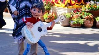 """Epcot tendrá un espectáculo inspirado en """"Coco"""""""