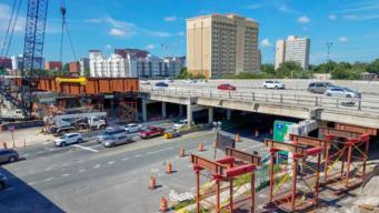 Paralizan construcción de I-4 tras muerte de un trabajador