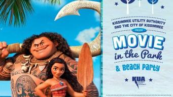 Evento gratis: película bajo las estrellas en Kissimmee