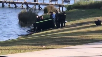 Investigan el hallazgo de un cuerpo en Baldwin Park