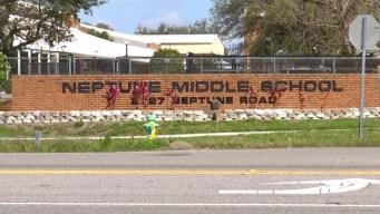 Arrestan a estudiante acusado de amenazar con tiroteo