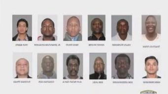 Arrestan 12 taxistas por supuesto fraude en pasajes