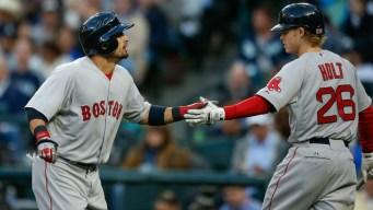 Cuarta victoria en cinco juegos para Red Sox