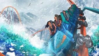 SeaWorld y Busch Gardens anuncian nuevas atracciones