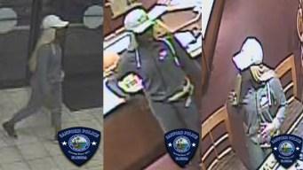 Buscan identificar sospechosa de robo de un costoso anillo