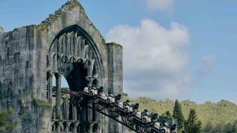 Por dentro: Hagrid's Magical Creatures Motorbike Adventure