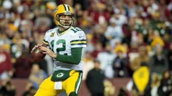 Rodgers y los Packers sacan de la jugada a los Giants