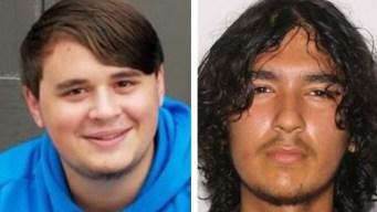 Hallan a los 2 adolescentes desaparecidos en Nueva Orleans