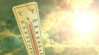 Temperaturas sofocantes agobian el área triestatal