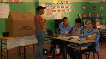 Cierran centros de votación en República Dominicana
