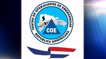 Boletín del COE ante el paso de María por Dominicana