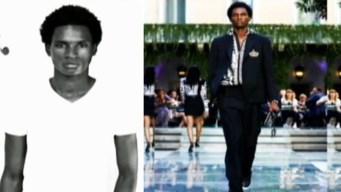 """""""El Ceniciento"""", de conserje a supermodelo de Versace"""