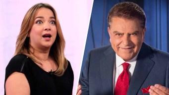 """Don Francisco felicita a Adamari por """"ser mamá nuevamente"""""""