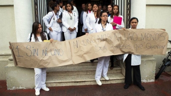 Médicos realizan 4ta huelga en hospitales dominicanos