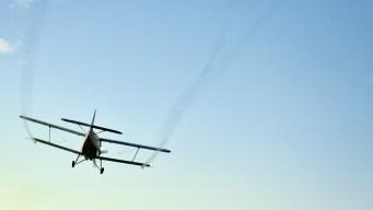 Comienza fumigación aérea contra mosquitos en Osceola