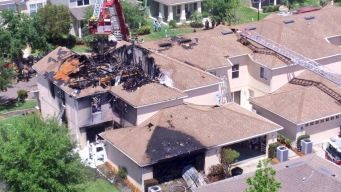 Incendio en Townhouse en Avalon Park deja un herido