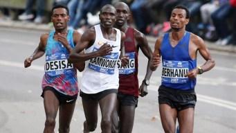 Bajo extrema seguridad Nueva York completa su maratón