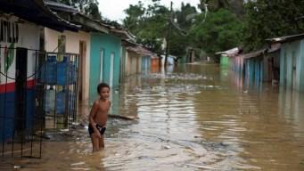 Confirman tres muertes en Haití por el huracán María