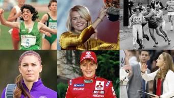 Seis mujeres del deporte que marcaron diferencias