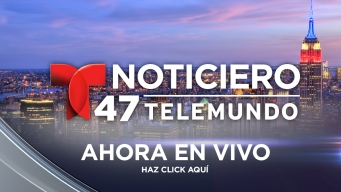 En vivo ahora: Noticiero 47 Telemundo 11-11:35 p.m.