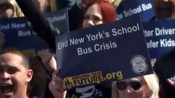 Huelga de choferes de buses escolares afectaría a miles