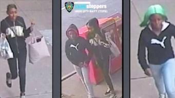 Anciana emboscada durante violento robo en Manhattan