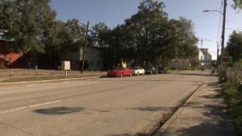 Tiroteo cerca de la sede de la policía deja un herido