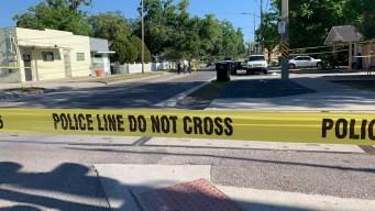 Balacera en el centro de Orlando deja un muerto