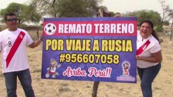 Venden todo o se endeudan para ir al Mundial de Rusia
