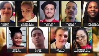 Armas, odio y muerte en masacres de El Paso y Dayton