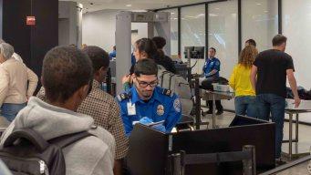 Pánico en aeropuerto: pasajero evade chequeo de TSA