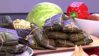 Tamales Saludables