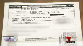 Error en cobro de giro provoca deuda en su alquiler