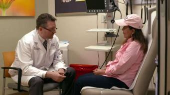 Terapia de protones para pacientes con cáncer