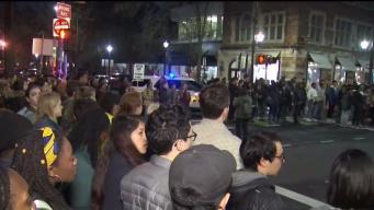 Tercer día de protestas tras tiroteo policial en New Haven