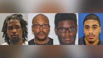 """Estos cuatro hombres son """"los más buscados"""" en D.C."""