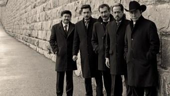 Tigres del Norte graban disco en prisión llena de hispanos