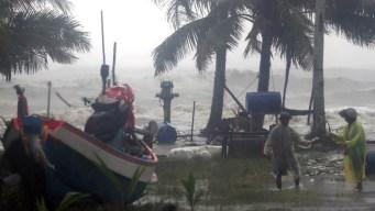 En video: poderosa tormenta deja destrucción y muertos