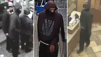 """""""Ninja ladrón"""" mantiene en ascuas a negocios de Elk Grove"""